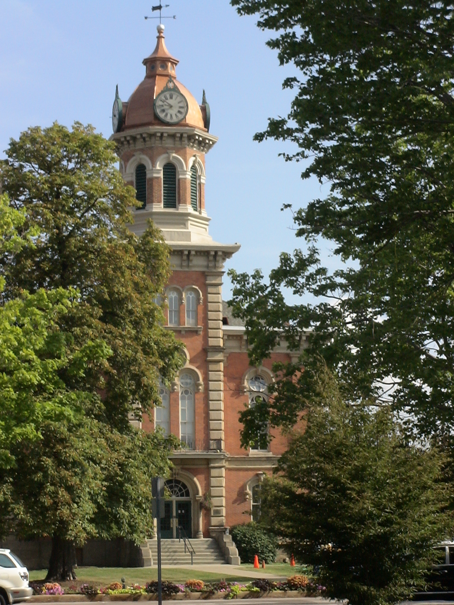 Historic Geauga County Courthouse